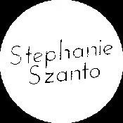 StephanieSzanto_logo_round_white